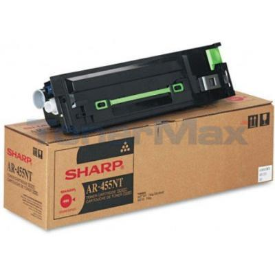 SHARP ARM355 455 TONER CARTRIDGE BLACK